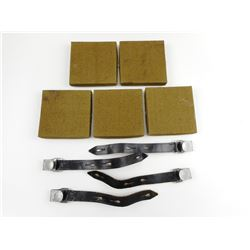 WWII GERMAN BOXES & PACK ACCESSORIES STRAPS