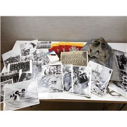 WWI/II INFORMATION/PHOTOS & GEAR