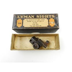 LYMAN SIGHTS 55R