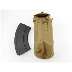 BREN GUN MAGAZINE & POUCH