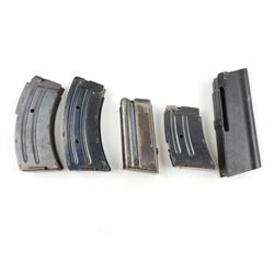ASSORTED 22 CAL MAGAZINES