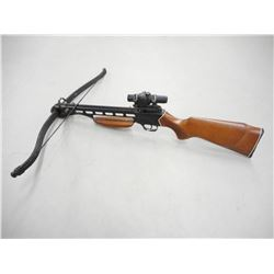 CROSSBOW WITH SCOPE