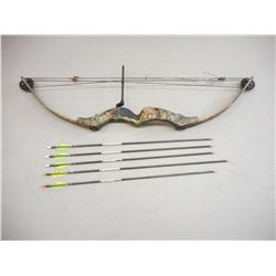 JENNINGS RELIANT COMPOUND BOW & ARROWS