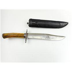RARE ANTIQUE BOWIE KNIFE