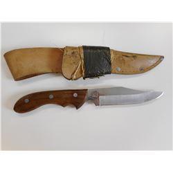 MAXAM BOWIE KNIFE WITH SHEATH