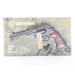 CROSMAN MODEL 38T PELLGUN