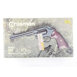 CROSMAN MODEL 38T PELLGUN