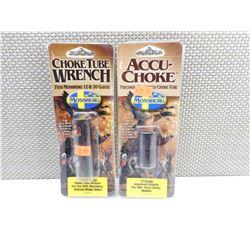 MOSSBERG ACCU-CHOKE CHOKE & WRENCH