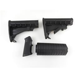 ASSORTED AR STOCK PIECES
