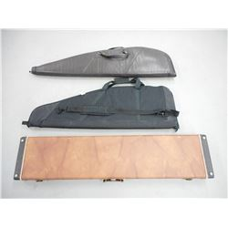 HARD & SOFT RIFLE CASES