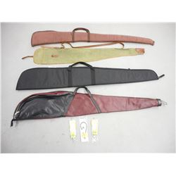ASSORTED SOFT CASES & CABLE LOCKS
