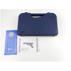 BERETTA HARD HANDGUN CASE
