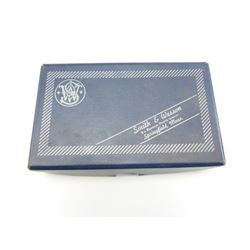 EMPTY S&W MODEL 38 BOX