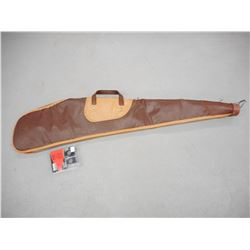SOFT RIFLE CASE & SCOPE RINGS