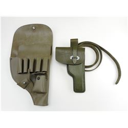 SYNTHETIC POSTWAR HOLSTERS