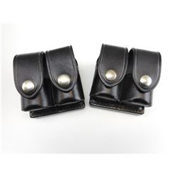 DOUBLE SPEED LOADER HOLSTERS
