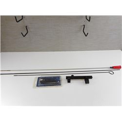 CLEANING/PRIMING RODS & GUN ACCESSORIES
