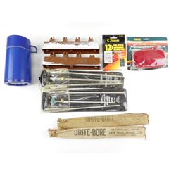 ASSORTED CLEANING TOOLS & ACCESSORIES