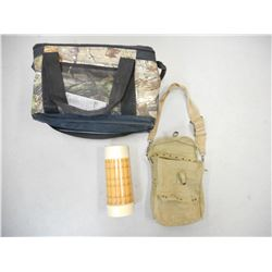 ASSORTED LOT OUTDOORS/HUNTING GEAR