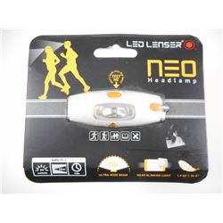 LED LENSER NEO HEADLAMP