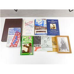 ASSORTED FIREARM & WW BOOKS