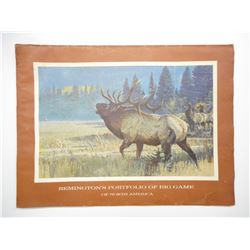 ILLUSTRATIONS OF NORTH AMERICAN BIG GAME BY BOB KUHN