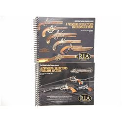 ROCK ISLAND AUCTION COMPANY DEC 2010 CATALOGS