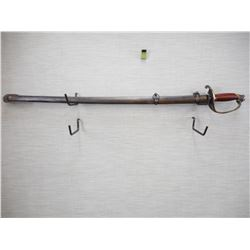 JAPANESE SWORD WITH SCABBARD