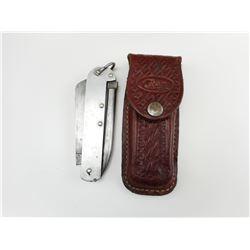 CANADIAN WWII CASE XX CLASP KNIFE WITH SHEATH