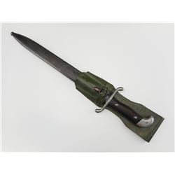 ARGENTINE M1909 BAYONET WITH SCABBARD