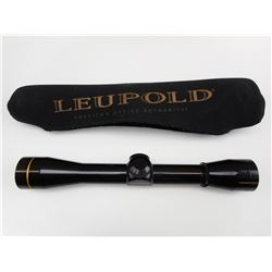 LEUPOLD FX-II 4 X 33MM SCOPE