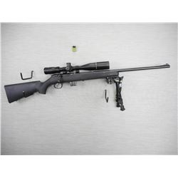 MARLIN, MODEL: XT-17, CALIBER: 17 HMR