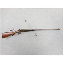 "W. RICHARDS , MODEL: SIDE BY SIDE CAPE GUN, CALIBER: 12 GA. MODEL 5 X 2 1/2"", 44 CAL."
