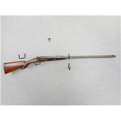 "W. RICHARDS , MODEL: SIDE BY SIDE CAPE GUN, CALIBER: 12 GA. MODEL 5 X 2 1/2"", 44 CAL."