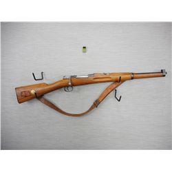 WWI ERA, SWEDISH MAUSER , MODEL: 1894 CARBINE , CALIBER: 6.5 X 55 SWEDISH MAUSER
