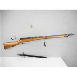 ARISAKA, MODEL: TYPE 99, CALIBER: 7.7MM JAP