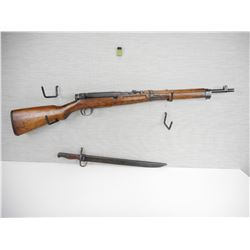 ARISKAKA , MODEL: TYPE 38 CARBINE, CALIBER: 6.5 JAP