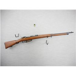WWII ERA, CARCACNO, MODEL: M1891, CALIBER: 6.5 X 52R