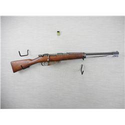 CARCANO, MODEL: M1938 CARBINE , CALIBER: 6.5 X 52R