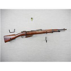 CARCANO , MODEL: M1938 CARBINE , CALIBER: 6.5 X 52R