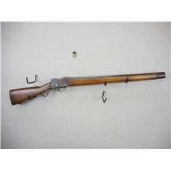 GREENER , MODEL: EG MARK III POLICE GUN, CALIBER: 12/14 GAUGE