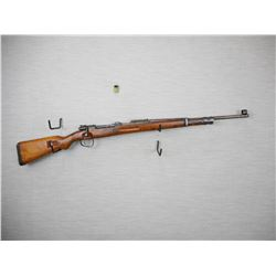 WWII GERMAN MAUSER REBARRELLED WITH A REMINGTON FACTORY BARREL , MODEL: 98, CALIBER: 22 LR