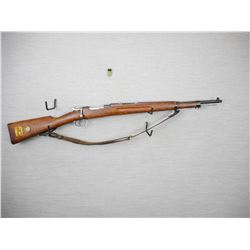 WWII ERA, MAUSER, MODEL: M96, CALIBER: 6.5 X 55 SWEDISH MAUSER