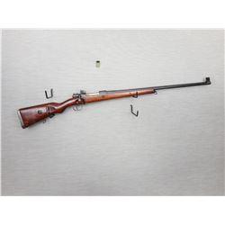 WWII ERA, SCHULTZ & LARSEN , MODEL: M69 TARGET RIFLE, MODEL 98, CALIBER: 6.5 X 55