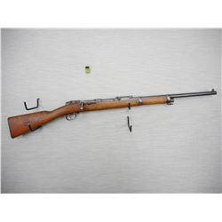 MAUSER, MODEL: CARBINE  DANZING , CALIBER: 43 MAUSER