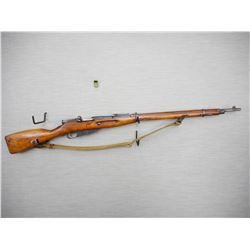 WWII ERA, MOSIN NAGANT, MODEL: 91/30, CALIBER: 7.62 X 54R