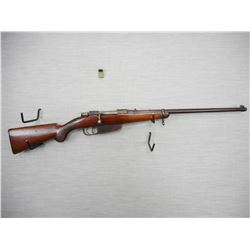 CARCANO, MODEL: SPORTER , CALIBER: MARKED 6.5MM BELIEVED TO BE 6.5 X 52R ITALIAN