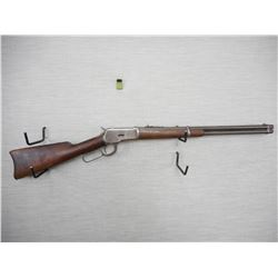 WINCHESTER, MODEL: 92 SADDLE RING CARBINE, CALIBER: 44-40