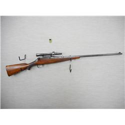 "RARE,  ROSS RIFLE WITH RARE LYMAN ALSASKAN SCOPE , MODEL: 1907E ""SCOTCH DEER STALKER"", CALIBER: 280"