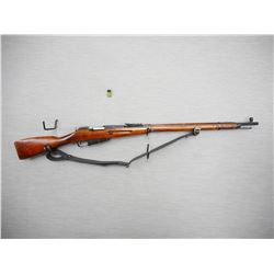 WWII ERA, MOSIN NAGANT, MODEL: 91/30, CALIBER: 7.62 X54R